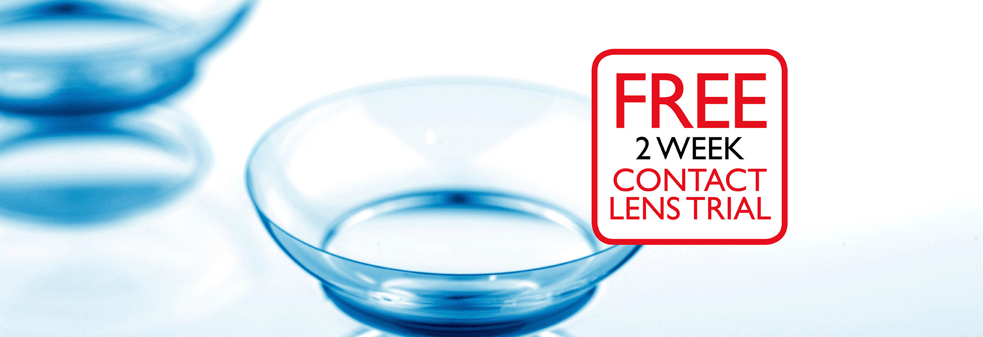 Free 2 Week Contact Lens Trial