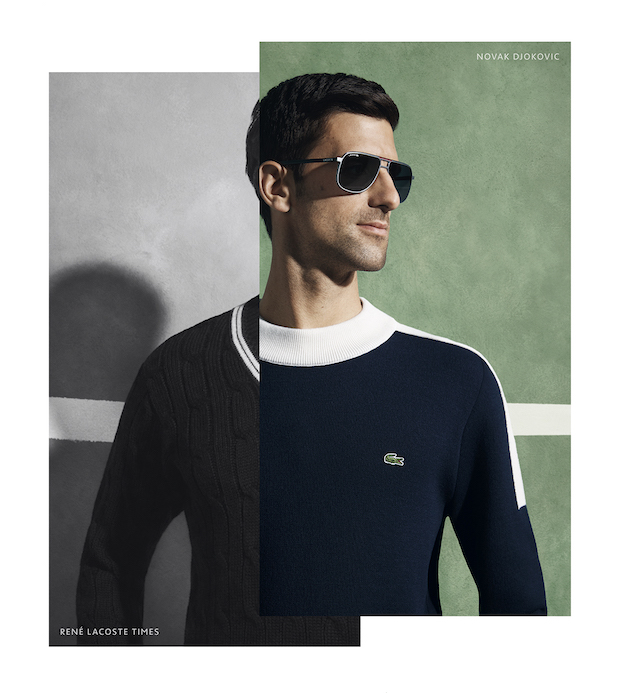 lacoste new novak pic