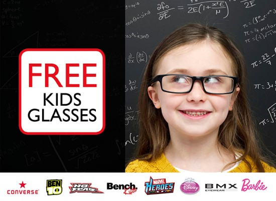 Free Kids Glasses