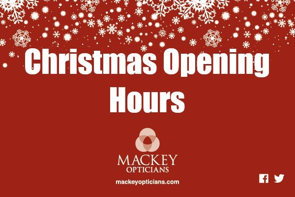 Merry Christmas - Festive Opening Hours