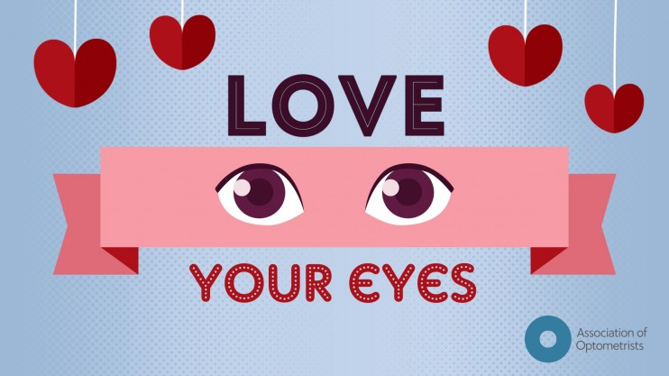 Love your eyes this February