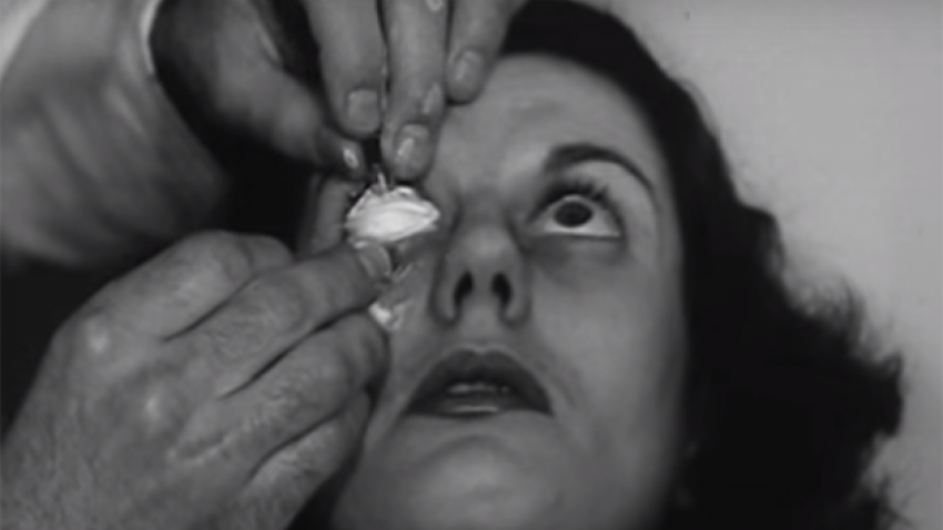 Contact lenses in 1948