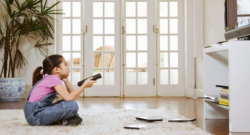 Research shows that time spent indoors increases risk to childrens' eyesight