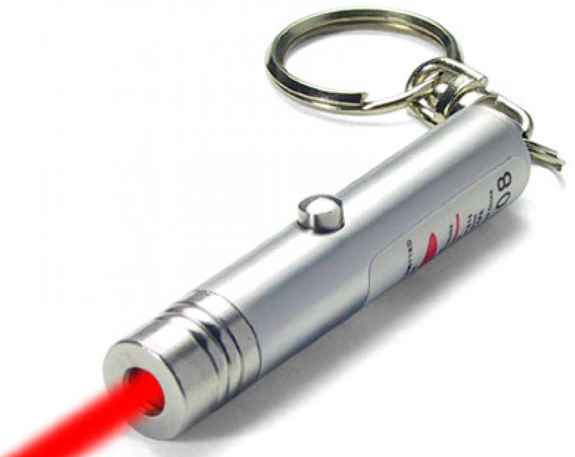 Laser Pointers - a risk to eye health in children.